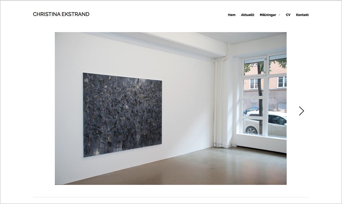 Ny hemsida släppt – Ekstrand