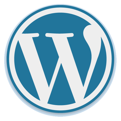 Grundkurs WordPress - WP logo