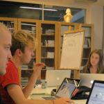 WordPress kurs på Umeå Konsthögskola