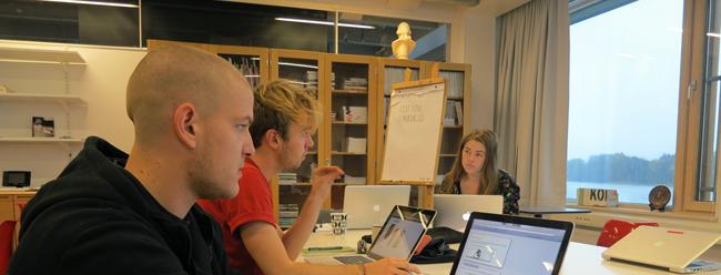 Grundkurs i WordPress, 15-19 okt 2012, Umeå Konsthögskola