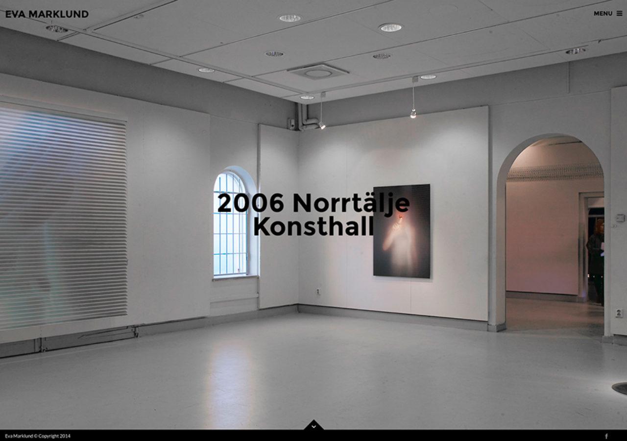 Eva Marklund - Norrtälje