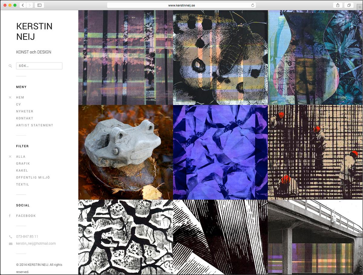Ny site lanserad – Kerstin Neij
