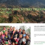 Sapa Sisters Trekking Adventures - första sidan
