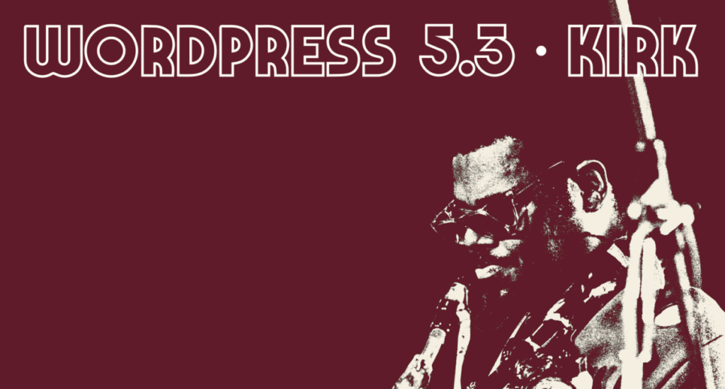 WordPress 5.3 har släppts