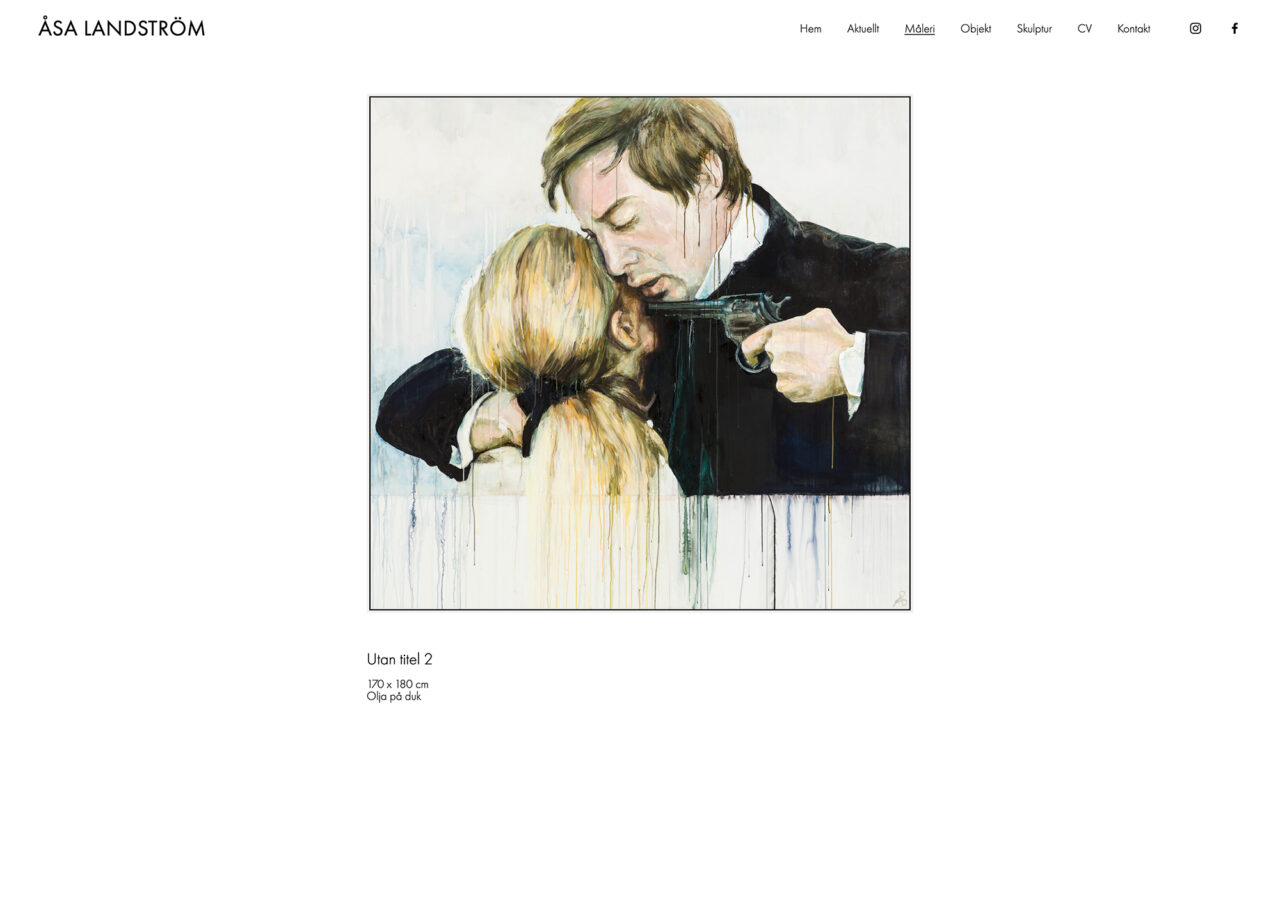 Åsa Landström - Untitled 2